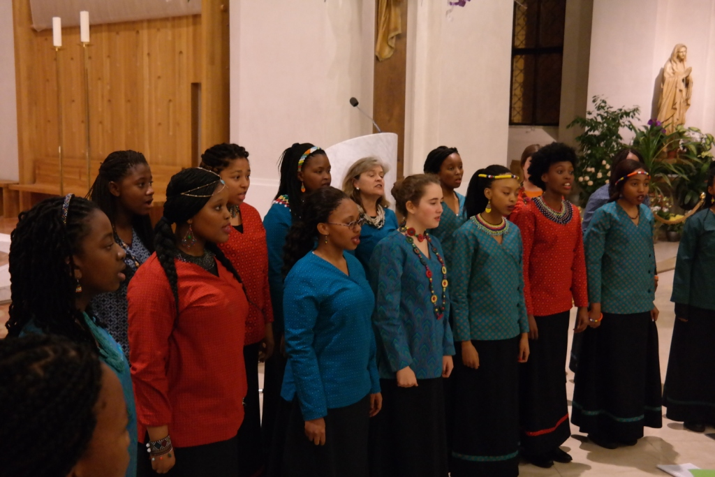 Choir St. Africa