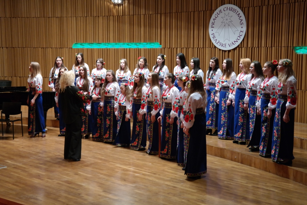Lysenko Choir Competition