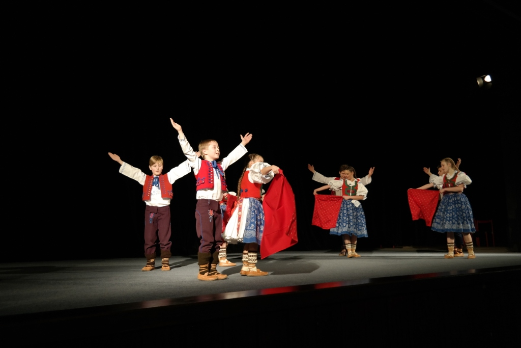 Valášek Folk Dance Group